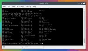 Lệnh cơ bản trên Linux - Phần 4