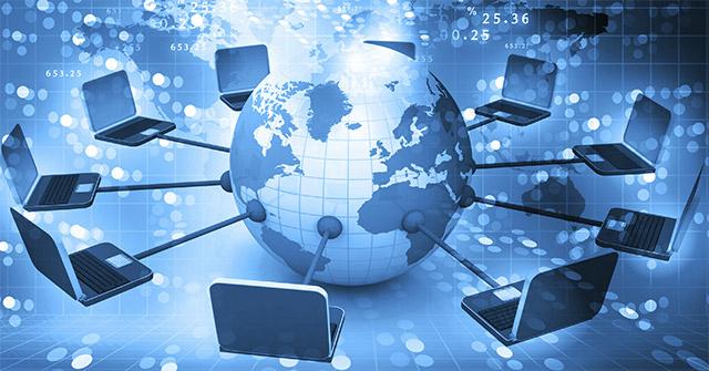 xây dựng hệ thống mạng