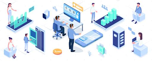 Cung cấp thiết bị tin học cho doanh nghiệp