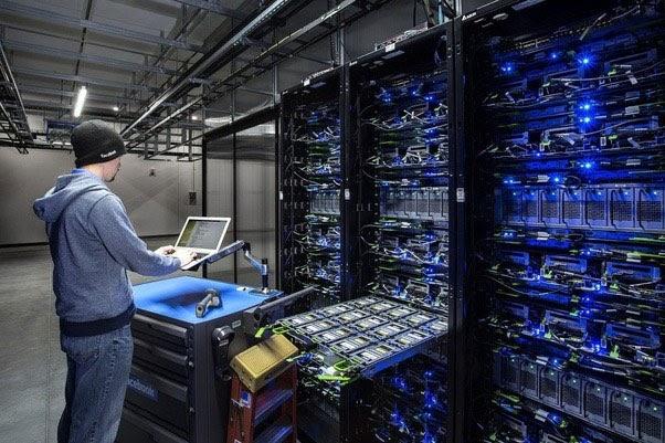 Bảo trị hệ thống máy chủ trọn gói cho doanh nghiệp