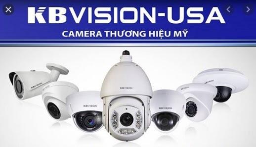 Đại lý phân phối camera KBVirsion