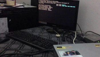 cai dat RAID tren server HP